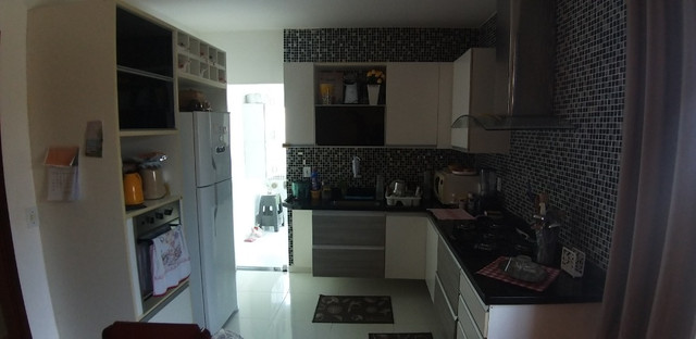 Casa cond. solar dos cantarinos 03 quartos, espaço para construir piscina e churrasqueira - Foto 9