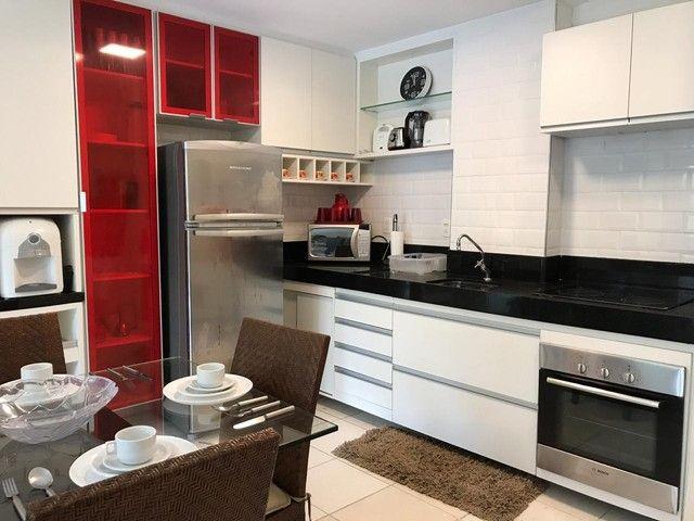 Apartamento Terreo de 3 quartos Pé na Areia Beach Living Porto das Dunas - Foto 10