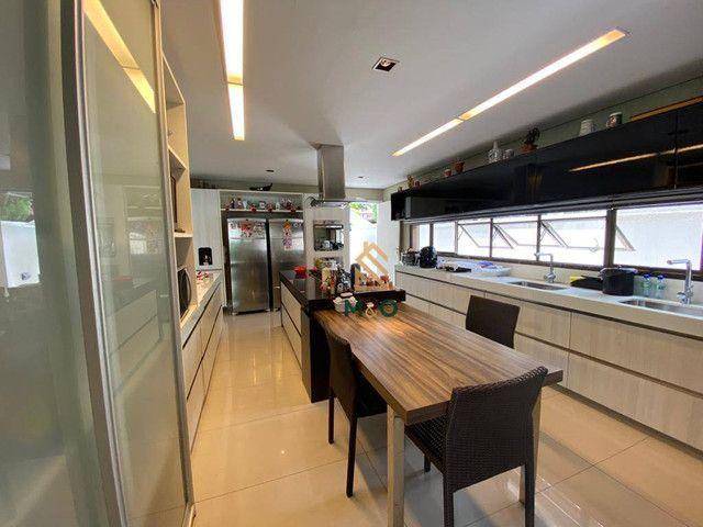 Casa com 4 dormitórios à venda, 650 m² por R$ 4.500.000 - Porto das Dunas - Fortaleza/CE - Foto 17