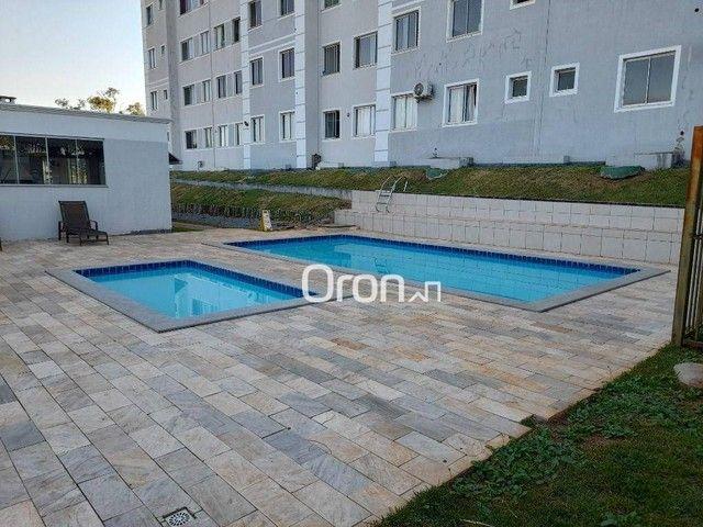 Apartamento com 2 dormitórios à venda, 50 m² por R$ 235.000,00 - Jardim da Luz - Goiânia/G - Foto 6