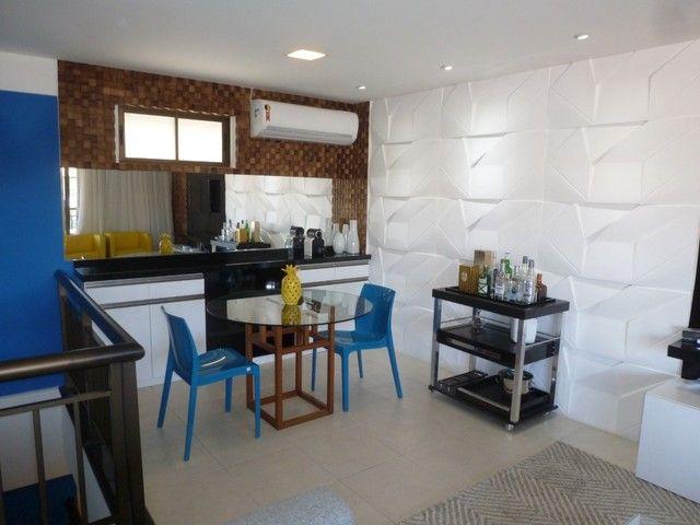Vende-se excelente cobertura duplex no condomínio Mediterrané - Foto 6