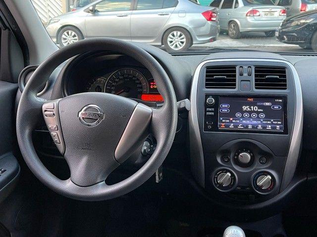 Nissan March 1.6 SV 2020 Super Novo! - Foto 8
