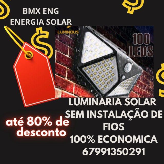 Luminria solar