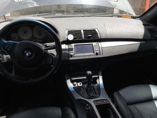 BMW X5 4.8 IS 4x4 V8 32v 360cv - Foto 7