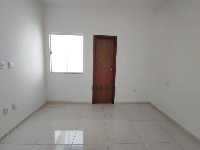 Casa com 3 dormitórios para alugar, 73 m² por R$ 750,00/mês - Lot. Cidade Serrinha - Vitór - Foto 11
