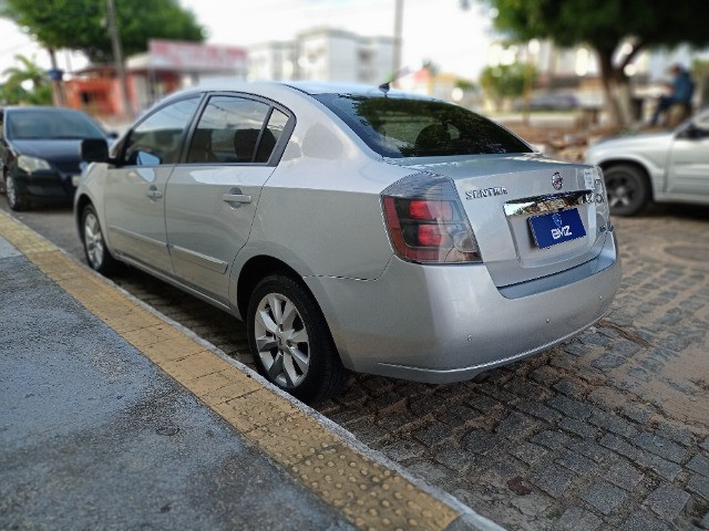 Nissan Sentra 2.0 S 16V Flex 4P Automático - Extra! Oportunidade Única! - Foto 5