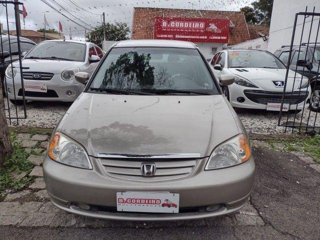 Honda Civic EX 1.7 2002 - Foto 3