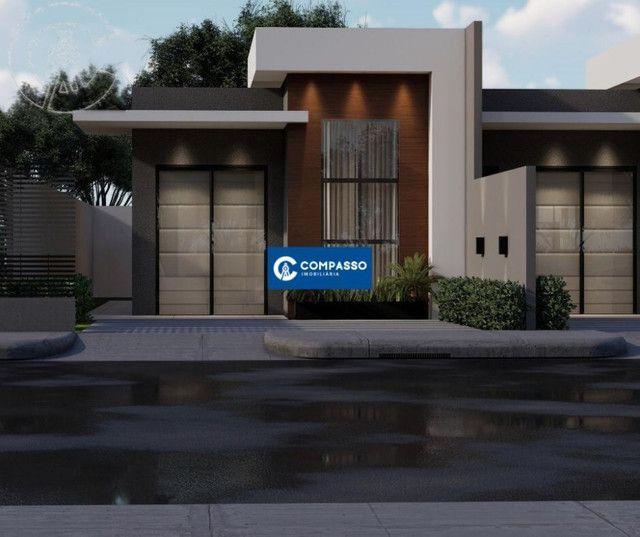 Casa à venda com 1 dormitórios em Jardim das palmeiras, Foz do iguacu cod:0117 - Foto 3