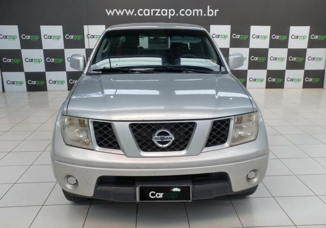 NISSAN FRONTIER 2012/2013 2.5 XE 4X2 CD TURBO ELETRONIC DIESEL 4P MANUAL
