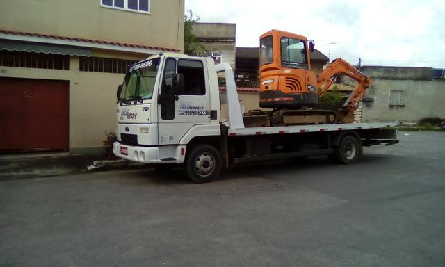 Reboque Campo Grande e região 24 horas/zona oeste e Locação de Máquinas