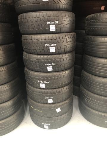 Pneus da Ecosport e air cross Pirelli Scorpion Usados bons