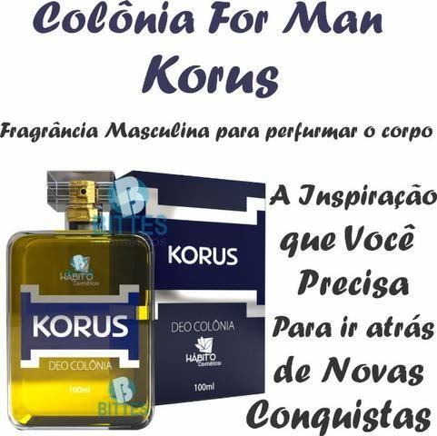 Deo Colônia For Man 100 ml Hábito Cosméticos - Foto 2