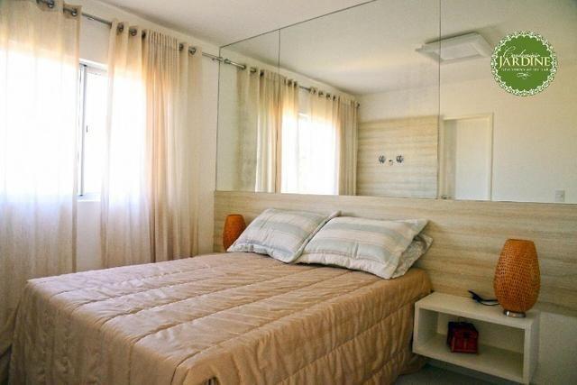 Vendo duplex 2/4 novíssimo em condomínio fechado com excelente área de lazer pelo mcmv - Foto 5