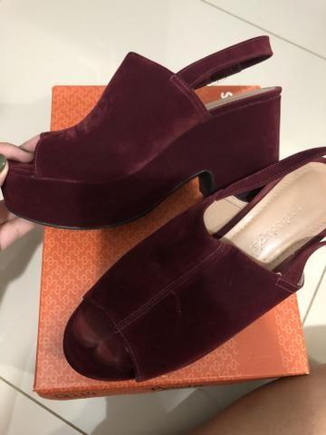 2a12028d1b Peep toe - Sonho dos pés - Roupas e calçados - Quiririm