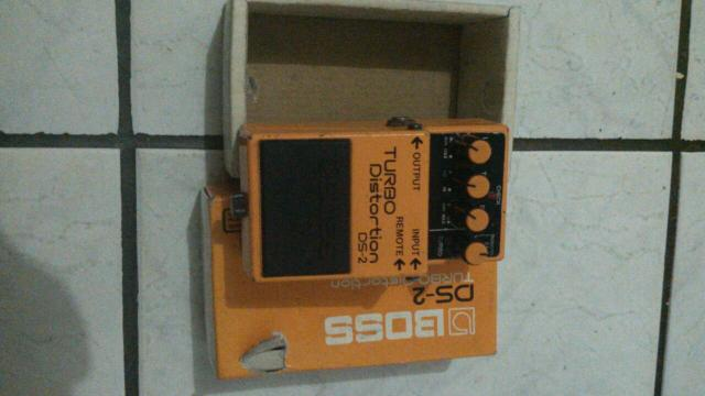 Pedal Boss turbo distortion ds2 - Foto 3
