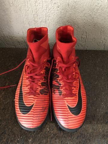 d501b3ea4377e Chuteira Nike mercurial society - Esportes e ginástica - Eldorado ...