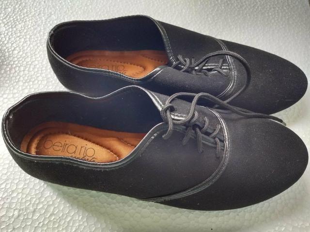 9f4b6cc4e6 PROMOÇÃO) Sapatilha + Sapato Beira Rio - Roupas e calçados - San ...