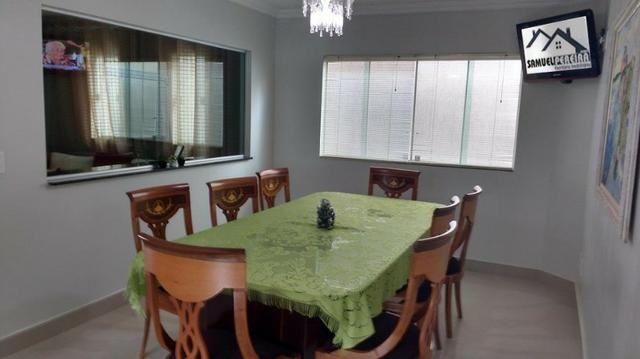 Samuel Pereira oferece: Casa Moderna Jardim Europa II 3 Suites Churrasqueira Piscina - Foto 7