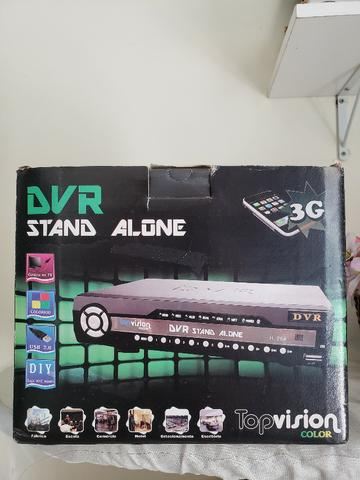 DVR Stand Alone Top Vision Color 8 canais