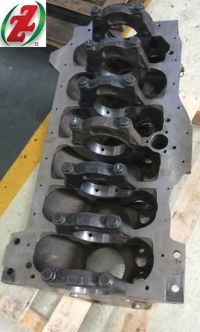 Bloco Motor Om352 Compressor 3 Furos - Foto 2