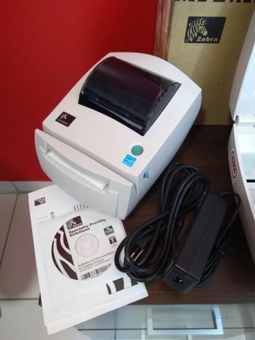 Impressora de Etiquetas Zebra GC420d Novas (Leia o Anúncio