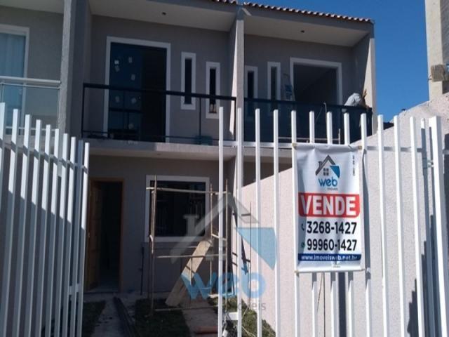 Sobrado para venda vitória régia, curitiba 2 dormitórios, 1 banheiro, 1 vaga