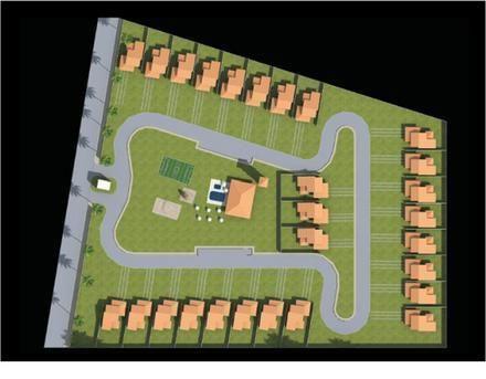 Casa com 3 dormitórios à venda, 150 m² por R$ 400.000 - Jacunda - Aquiraz/CE - Foto 14