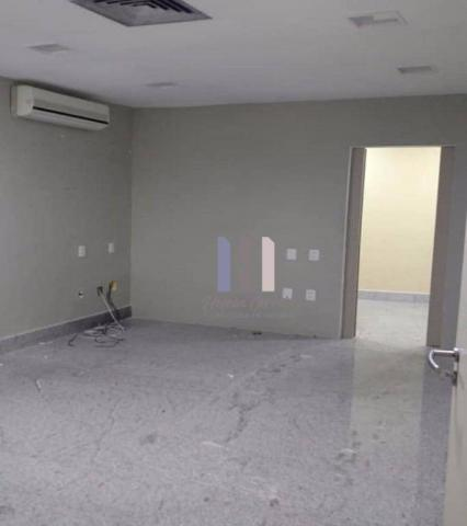 Sala para alugar, 30 m² por r$ 1.200,00 - lagoa nova - natal/rn