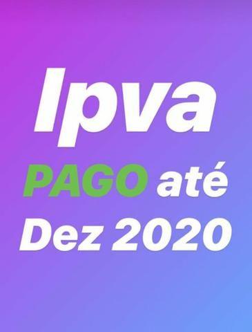 Vw FOX Prime 2012/2013 1.6 Preto IPVA 2020 Pago - Foto 2