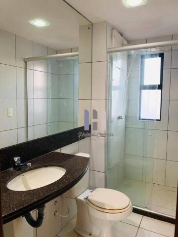 Apartamento com 3 dormitórios para alugar, 101 m² por r$ 2.800,00 - alecrim - natal/rn - Foto 6
