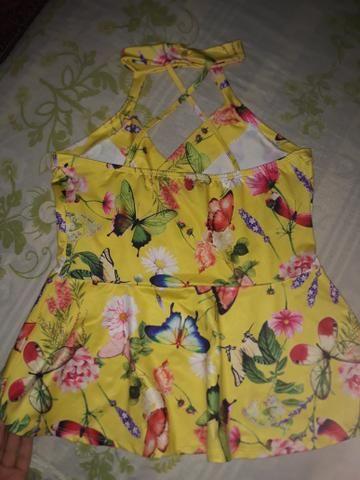 Vendo blusinha usada apenas uma vez - Foto 3