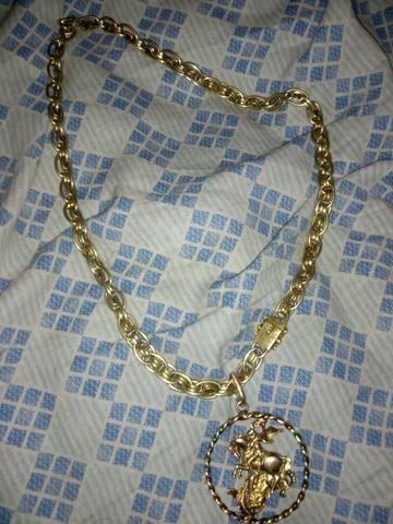 Cordão de prata 100 gramas - Foto 2