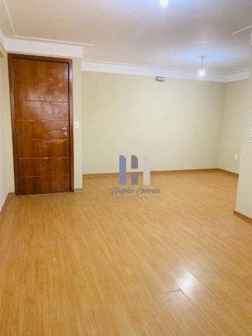 Apartamento com 3 dormitórios para alugar, 101 m² por r$ 2.800,00 - alecrim - natal/rn - Foto 3