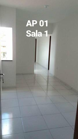 Vendo ou troco apartamento com galpão - Foto 2