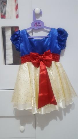Lote vestidos de festa 1 a 2 anos. - Foto 2
