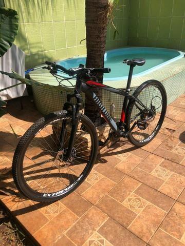 Montain bike 29 freios hidráulicos