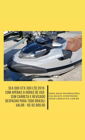 Sea Doo Gtx Ltd 300 2019