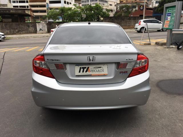 Civic LXR 2.0 Aut. Flex 2014 - Foto 6