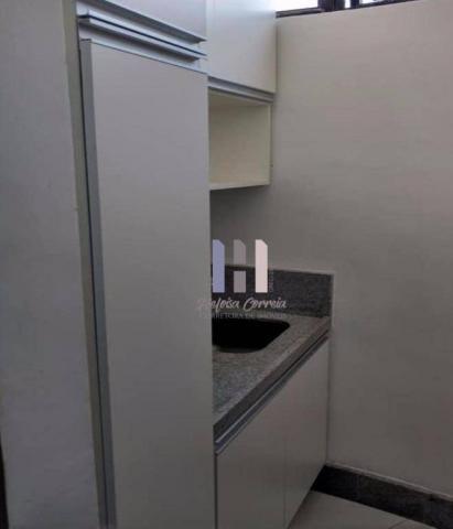 Sala para alugar, 30 m² por r$ 1.200,00 - lagoa nova - natal/rn - Foto 4