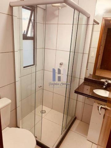 Apartamento com 3 dormitórios para alugar, 101 m² por r$ 2.800,00 - alecrim - natal/rn - Foto 19