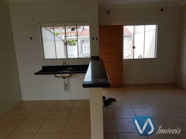 Casa assobradada no Jd. Monte Sinai para locação, 3 quartos, 140 m² - Londrina/PR - Foto 4