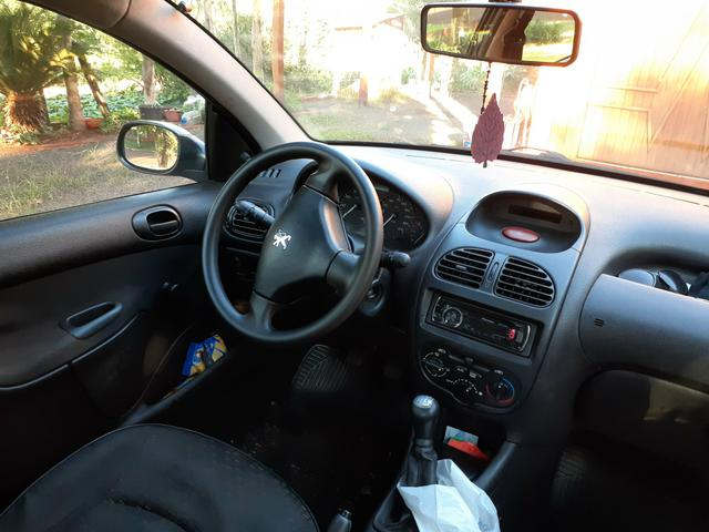 Peugeot 206 sensation 2008 1.4 - Foto 5
