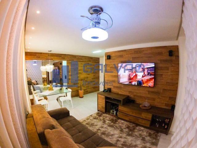 MR- Praças Reservas, apartamento 2Q com Suíte e Lazer Completo - Foto 5