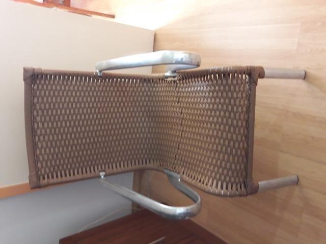 Cadeira para varandas e quintais - Foto 3