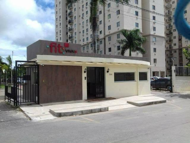 Apartamento 3 quartos Fit Vivai Campos - Foto 2