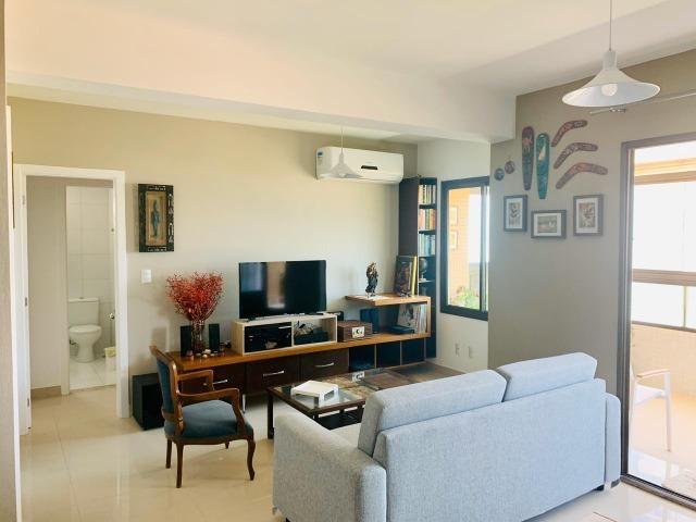 Apartamento 2/4 , Varanda Gourmet, Vista Mar Todo Novo Para Venda!