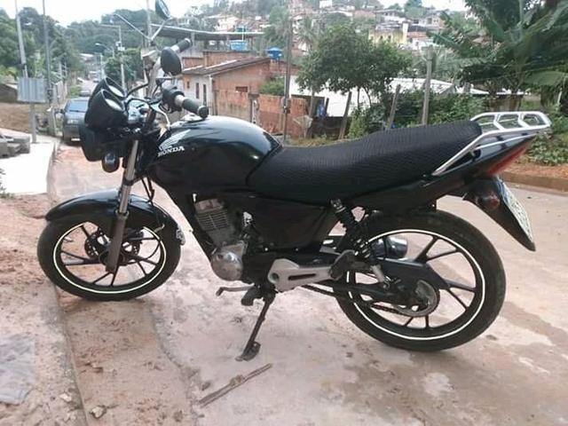 Moto CG titan 150 - Foto 2