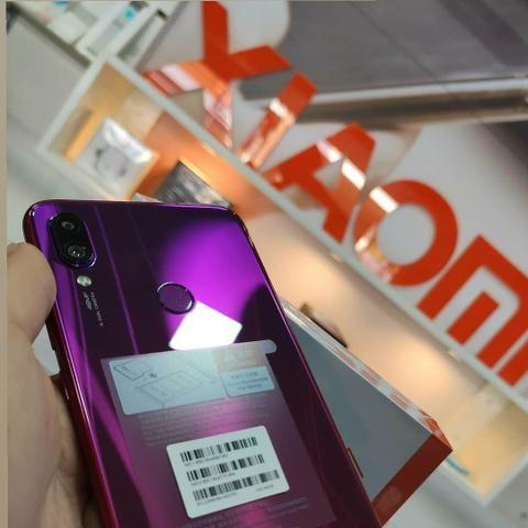 Vendo aparelho XIAOMI note 7 64 gb vermelho SEMI NOVO