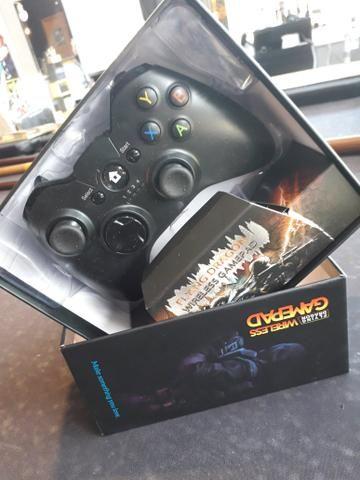 Controle de jogar free firre ou qualquer jogo no celular