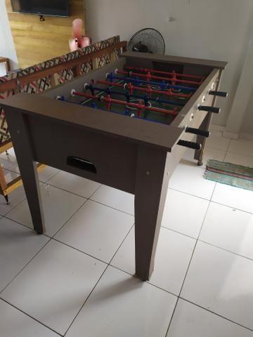 Mesa de pimbolim